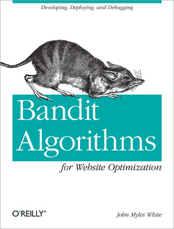"Обложка книги ""Bandit Algorithms for Website Optimization"""