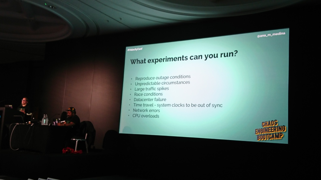 What experiments can you run?